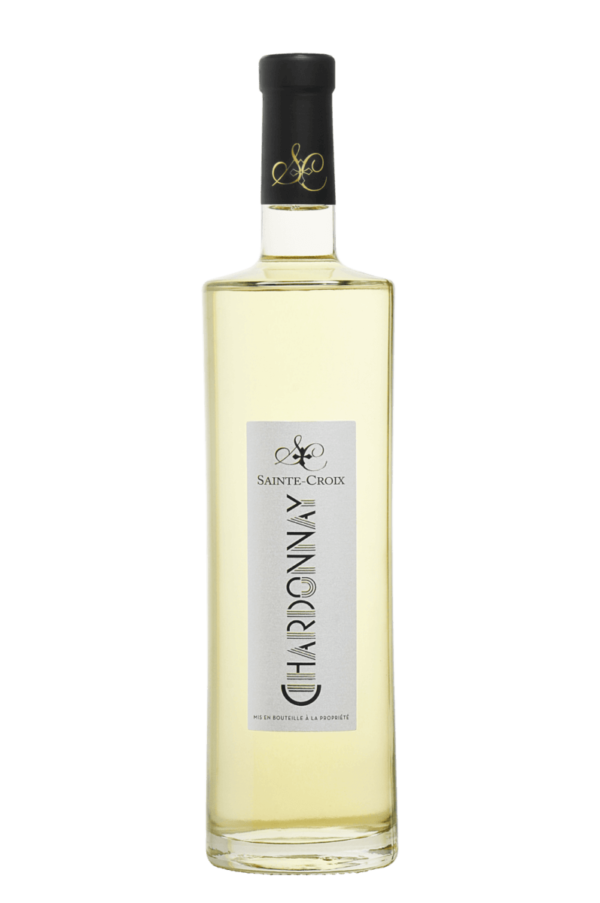 vin blanc chardonnay Château Sainte Croix Carcès
