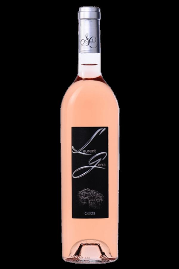 rosé laurent gerra Château Sainte Croix vignoble à Carcès Var
