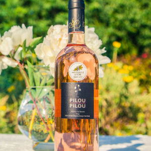 Pilou pilou vin rosé médaillé Château Sainte Croix