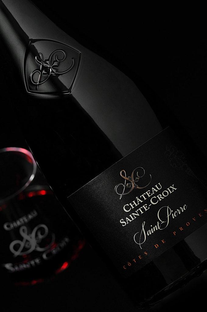 saint pierre vin rouge Château Sainte Croix domaine viticole var