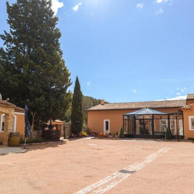 patriarche restaurant en Provence à Carcès